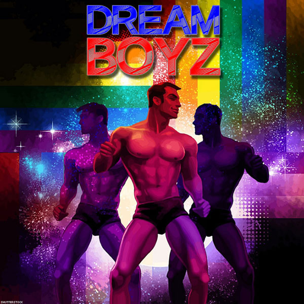 gay male strippers for hire